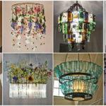 """25 ไอเดีย """"โคมไฟแชนเดอเลีย"""" หลากหลายดีไซน์ เพิ่มความสวยงามให้บรรยากาศในบ้านอย่างสร้างสรรค์"""