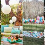 """30 ไอเดีย """"ปาร์ตี้ในสวนหลังบ้าน"""" ดีไซน์พื้นที่กลางแจ้งด้วยบรรยกาศสนุกสนาน"""