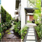 """37 ไอเดีย """"จัดทางเดินในสวน"""" ออกแบบเส้นทางชื่นชมความงามของสวนหลังบ้าน"""