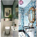 """65 ไอเดีย """"ห้องน้ำรับแขก"""" สวยได้แม้พื้นที่แคบ สร้างความประทับใจแก่ผู้มาเยือน"""