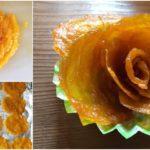"""ชวนทำ """"ส้มแผ่น"""" ส่วนผสมไม่กี่อย่าง เคี้ยวนิ่มหนุบหนับ ทานเองเพลินๆ ก็ได้ เป็นของฝากก็ดี"""