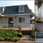 บ้านชั้นเดียวสไตล์อิงลิชคอจเทจ ดีไซน์น่ารัก บรรยากาศอบอุ่น พร้อมงานตกแต่ง DIY โดยเจ้าของบ้าน