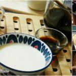 """ชวนทำขนมญี่ปุ่น """"พุดดิ้งถั่วเหลืองนมสด"""" หอมอร่อย ราดด้วยน้ำเชื่อมคุโรมิตซึและผงคินาโกะ"""