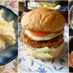 """ชวนเข้าครัวทำ """"มันบด"""" เนื้อเนียนนุ่ม กับ """"แซลมอนโคร็อกเกะ"""" ไว้ทานคู่กับเบอร์เกอร์ สำหรับมื้อเช้าแบบจัดเต็ม!"""