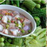 """ชวนทำเมนู """"น้ำชุบหยำ"""" หอมกะปิ สูตรไม่ตำไม่โขลก ขยำนิดขยำหน่อยก็อร่อยพร้อมรับประทาน"""