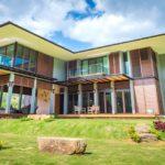 บ้านสไตล์โมเดิร์นทรอปิคอลหลังใหญ่ 3 ห้องนอน 4 ห้องน้ำ บรรยากาศแบบรีสอร์ท พร้อมวิวขุนเขาแห่งเชียงใหม่