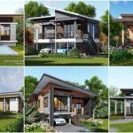 """19 ไอเดีย """"แบบบ้านโมเดิร์น"""" ดีไซน์เรียบง่ายทันสมัย ผลงานการออกแบบโดยสถาปนิกชาวไทย"""