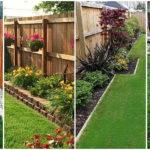 """25 ไอเดีย """"จัดสวนริมรั้ว"""" ตกแต่งสวนหลังบ้านให้น่าหลงใหล ด้วยสีสันของธรรมชาติ"""