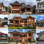 """25 ไอเดีย """"บ้านสไตล์ไทยประยุกต์"""" ดีไซน์สวยงามพร้อมกลิ่นอายแบบดั้งเดิม ผลงานโดยทีมสร้างบ้านมากประสบการณ์"""