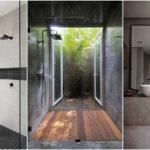 """42 ไอเดีย """"ห้องอาบน้ำกึ่งกลางแจ้ง"""" เปิดรับแสงแดดสุดอบอุ่น เนรมิตสวรรค์เล็กๆ ให้กับบ้านของคุณ"""