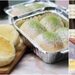 """แชร์วิธีทำ """"ขนมปังไส้ชาเขียว"""" สูตรนวดด้วยมือ หอมชาเขียว พร้อมเนื้อขนมปังละมุนเหนียวนุ่ม"""