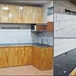 """เผยขั้นตอน """"DIY บิวท์อินห้องครัว"""" ลงมือทำเองไม่จ้างช่าง พร้อมงบประมาณและวิธีการแบบละเอียดยิบ"""