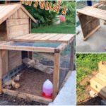 """แชร์ไอเดีย """"สร้างบ้านเล้าไก่ในสวนหลังบ้าน"""" งานนี้ทำเองไม่ง้อช่าง ใช้งบประมาณเพียง 787 บาทถ้วน!"""
