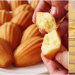 """ชวนทำขนมสไตล์ฝรั่งเศส """"มาเดอลีน"""" หอมกลิ่นเลม่อน รูปทรงน่ารัก ทานเล่นได้เพลินๆ"""
