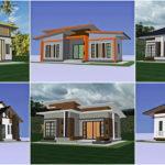 20 แบบบ้านสไตล์โมเดิร์น จุดประกายแรงบันดาลใจ ไอเดียสานฝันเพื่อคนอยากมีบ้าน