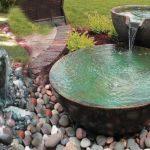 """22 ไอเดีย """"น้ำพุตกแต่งสวน"""" ปรับโฉมสวนหลังบ้าน สู่ความงดงามท่ามกลางธรรมชาติ"""