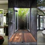 """25 ไอเดีย """"ห้องน้ำสไตล์ทรอปิคอล"""" ต้อนรับความสดชื่นจากธรรมชาติ สู่บรรยากาศของแห่งการอาบน้ำ"""
