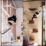 30 DIY มุมเล่นสนุกของน้องแมว พร้อมกับเป็นของตกแต่งบ้านสุดเก๋ไปในตัว