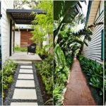 """35 ไอเดีย """"สวนข้างบ้านพร้อมทางเดิน"""" เนรมิตพื้นที่ข้างบ้าน ให้สวยงามร่มรื่นอย่างสมบูรณ์แบบ"""