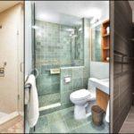 """38 ไอเดีย """"ห้องน้ำเล็กพร้อมตู้อาบน้ำ"""" สะดวกสบาย ครบครัน จบทุกภารกิจในห้องพื้นที่น้อย"""