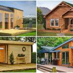 """44 ไอเดีย """"บ้านเคบิน"""" กระท่อมไม้สุดอบอุ่น ดีไซน์เรียบง่าย เข้ากับธรรมชาติ"""