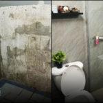 """รีวิว """"รีโนเวทห้องน้ำ 30 ปี ด้วยตัวเอง"""" สวยใหม่น่าใช้งาน ละเอียดทุกขั้นตอน มือใหม่ก็ทำได้"""