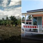 """รีวิว """"สร้างบ้านหลังน้อยตามฝัน"""" บนที่ดินสวนส่วนตัว ในงบประมาณไม่เกิน 4 แสนบาท"""