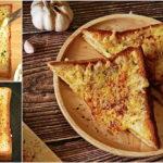 """ชวนทำ """"ขนมปังเนยกระเทียมชีส"""" มื้อเช้าแสนอร่อย กรอบนอกนุ่มใน พร้อมชีสเยิ้มจุใจ"""