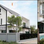 บ้านสองชั้นสไตล์โมเดิร์น 3 ห้องนอน 3 ห้องน้ำ พร้อมห้องทำงานและสระว่ายน้ำส่วนตัวแบบครบครัน
