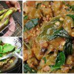 """เข้าครัวทำ """"ตำมะเขือ"""" อาหารเหนือง่ายๆ ใช้พืชผักสมุนไพรจากรั้วบ้าน ทานได้ทั้งครอบครัว"""