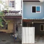 """รีวิว """"รีโนเวททาวน์เฮาส์สองชั้น"""" เปลี่ยนจากบ้านเก่าสุดเชย กลายเป็นบ้านใหม่ดีไซน์ทันสมัย"""