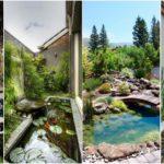 """15 ไอเดีย """"สระน้ำในสวน"""" เพิ่มความสดชื่นให้พื้นที่พักผ่อน สวรรค์น้อยๆ ของคนรักบ้าน"""