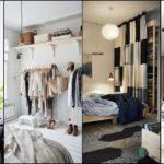 """30 ไอเดีย """"ตู้เก็บเสื้อผ้าแบบเปิด"""" ช่วยประหยัดพื้นที่ห้องนอน เปลี่ยนเสื้อผ้าได้ง่ายขึ้น พร้อมดีไซน์ที่มีเอกลักษณ์"""