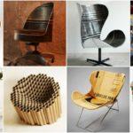 """32 ไอเดีย """"เก้าอี้จากของรีไซเคิล"""" เฟอร์นิเจอร์สุดแนวจากของเหลือใช้ ทำเองง่ายๆ สไตล์ DIY"""