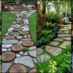 """50 ไอเดีย """"ทางเดินในสวน"""" ออกแบบเส้นทางชื่นชมธรรมชาติในแบบตามใจคุณ"""