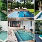 """53 ไอเดีย """"สระว่ายน้ำในสวนหลังบ้าน"""" บรรยากาศสปา เพิ่มความสดชื่นให้คนในครอบครัว"""
