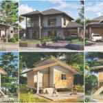"""แจกฟรี """"7 แบบบ้านสานฝัน"""" จากกรมโยธาธิการและผังเมือง สามารถนำไปยื่นขออนุญาตก่อสร้างได้เลย!"""