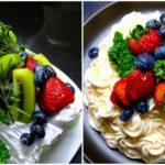 """แบ่งปันวิธีทำ """"Roll Fruit Cake"""" กับ """"Butter Cream Cake"""" สำหรับให้เป็นของขวัญในวันพิเศษ"""