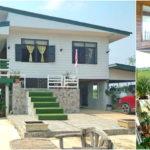 บ้านสวนยกใต้ถุนสูงสไตล์ร่วมสมัย กลิ่นอายคลาสสิกแบบบ้านไทยโบราณ ห้อมล้อมด้วยบรรยากาศเขียวขจีของท้องทุ่ง