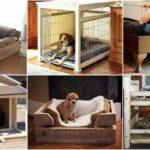 """18 ไอเดีย """"เตียงไม้สำหรับน้องหมา"""" ดีไซน์อบอุ่นน่ารัก ทำความสะอาดง่าย เหมาะทั้งในบ้านและนอกบ้าน"""