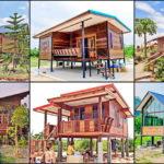 """24 ไอเดีย """"แบบบ้านไม้"""" บ้านสวยดีไซน์อบอุ่น ใช้ชีวิตกับธรรมชาติ ท่ามกลางบรรยากาศแห่งความสุข"""