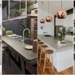 """29 ไอเดีย """"เคาน์เตอร์ครัวคอนกรีต"""" แข็งแรง ทนทาน สร้างบรรยากาศที่เป็นธรรมชาติให้กับห้องครัว"""