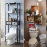 """33 ไอเดีย """"มุมเก็บของในห้องน้ำ"""" จัดระเบียบของใช้ด้วยการออกแบบอย่างมีสไตล์"""