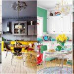 """42 ไอเดีย """"ห้องครัวแนวเรโทร"""" เนรมิตบรรยากาศยุค 70s ด้วยสีสันที่สดใส"""