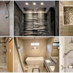 """39 ไอเดีย """"ห้องน้ำผนังหิน"""" ดีไซน์สวยงาม มีมิติ สร้างสุนทรียภาพระหว่างการอาบน้ำ"""