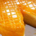 """แชร์สูตร """"เค้กส้มหน้านิ่ม"""" หอมหวาน รสส้มเต็มคำ วิธีทำไม่ต้องง้อเตาอบ"""
