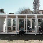 SUM Living Space บ้านตู้คอนเทนเนอร์ผนังกระจก ใช้งานได้เอนกประสงค์ บนดีไซน์ที่เรียบง่ายทันสมัย