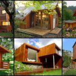 """25 ไอเดีย """"บ้านไม้หลายสไตล์"""" รูปทรงทันสมัย อบอุ่น สวยงาม กลมกลืนกับธรรมชาติ"""