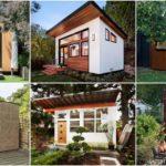 """14 ไอเดีย """"บ้านหลังเล็กในสวน"""" เพิ่มพื้นที่ใช้สอยแบบอเนกประสงค์ ปรับเปลี่ยนการใช้งานได้ตามสถานการณ์"""