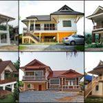"""28 ไอเดีย """"บ้านไทยประยุกต์สองชั้น"""" ความงดงามแบบดั้งเดิม ผสานเข้ากับความทันสมัยได้อย่างลงตัว"""